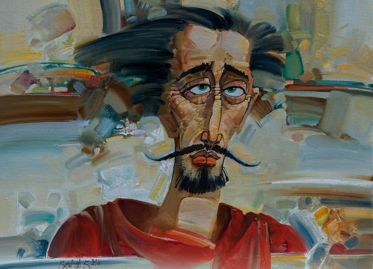 Испанец портрет