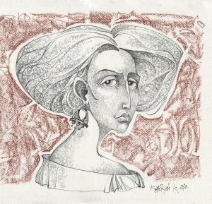 Портрет женщины